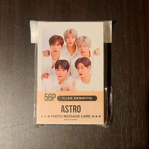 ★SALE★ KPOP ASTRO PHOTOCARD 56PCS